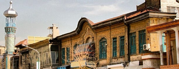 Tehran Grand Bazaar | بازار بزرگ تهران is one of Nazaninさんのお気に入りスポット.