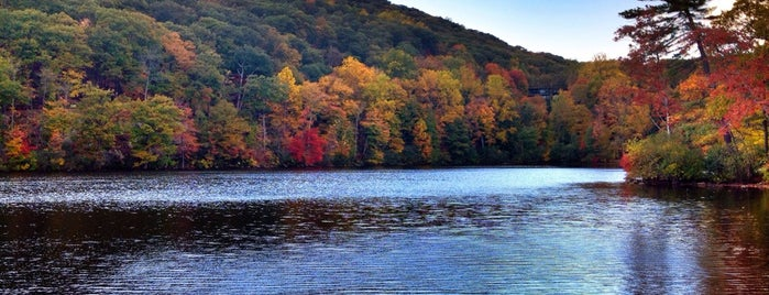 Bear Mountain State Park is one of Upstate.