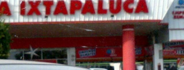 Plaza Ixtapaluca is one of สถานที่ที่ Ana Luisa ถูกใจ.