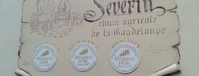 Domaine de Severin is one of Martinique & Guadeloupe.
