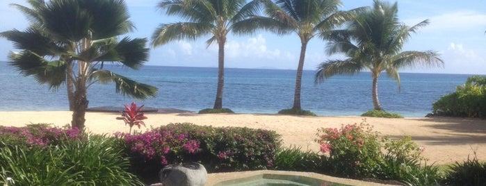Laucala Island is one of International: Hotels.