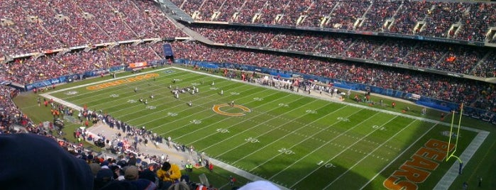 Soldier Field is one of Parents in Town!.