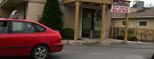 Vocelli Pizza is one of Gespeicherte Orte von G.