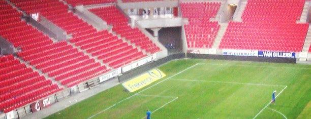 Sinobo Stadium is one of International Sports~Part 1....