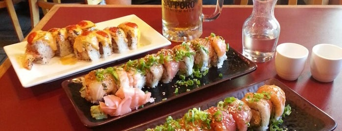 Sushi Diner is one of San Diego.