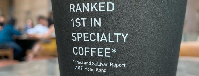 The Coffee Academics is one of Lugares favoritos de Robbie.