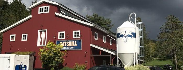Catskill Brewery is one of Catskills.