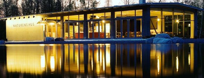 Naturens Hus is one of Orte, die 4sq SUs Sweden gefallen.