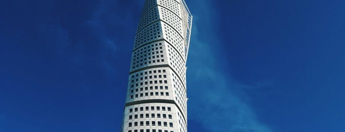 Turning Torso is one of Sweden #4sq365se.