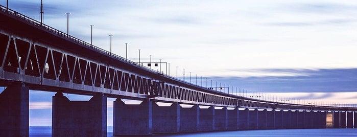 Øresundsbron is one of Sweden #4sq365se.
