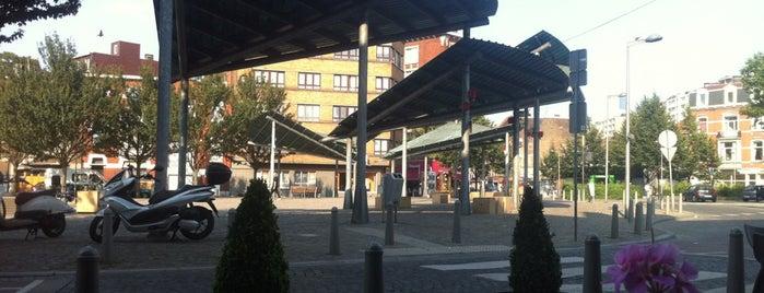Esplanade Saint-Léonard is one of (Temp) Best of Liege.