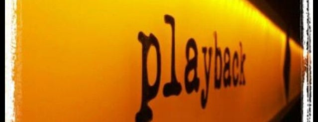 Playback Performance Bar is one of Lugares favoritos de Ceren.
