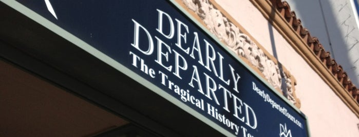 Dearly Departed Tours is one of Los Angeles.