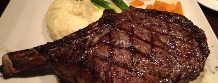 Annie Gunn's Restaurant is one of America's 40 Best Steakhouses.