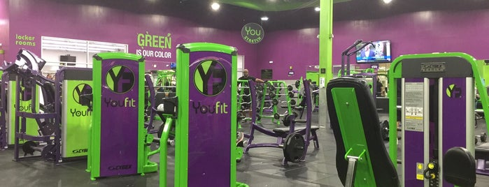 Youfit Health Clubs is one of Jenさんのお気に入りスポット.