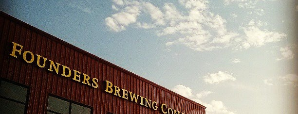 Founders Brewing Co. is one of Top craft beer breweries in the USA.