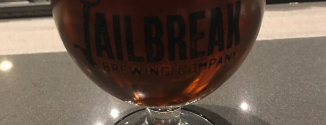 Jailbreak Brewing Company is one of Baltimore.