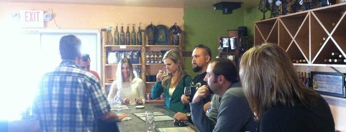 Oak Creek Vinyards & Winery is one of Sedona 4 Cindy.