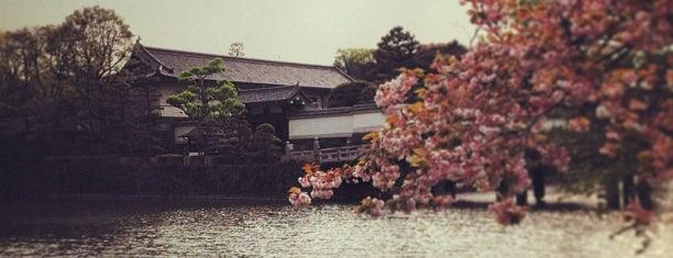 皇居 お堀 is one of 東京散策♪.