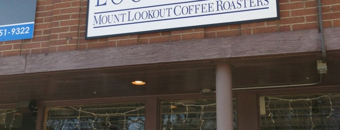 Lookout Joe - Mt Lookout Coffee Roasters is one of The Office.