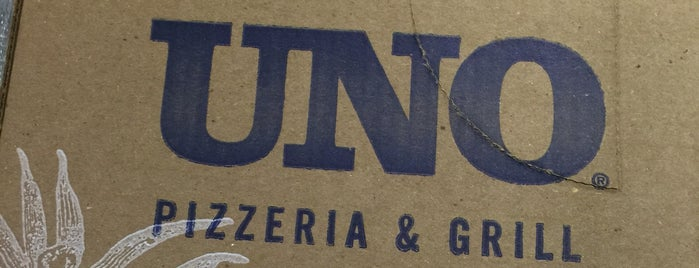 Uno Pizzeria is one of Chicago.