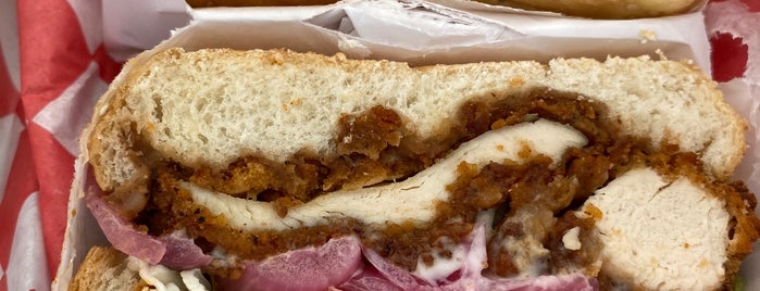 Cemitas el Tigre is one of NYC: Highly Refined.