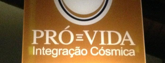 PRO-VIDA- Integração Cósmica- Sede de Florianópolis is one of Locais curtidos por Mil e Uma Viagens.