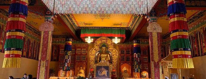 Karma Triyana Dharmachakra is one of Locais curtidos por justinstoned.
