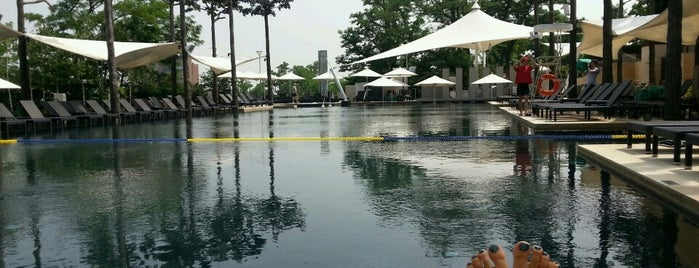 Banyan Tree Club & Spa Seoul is one of Hotels Seoul.