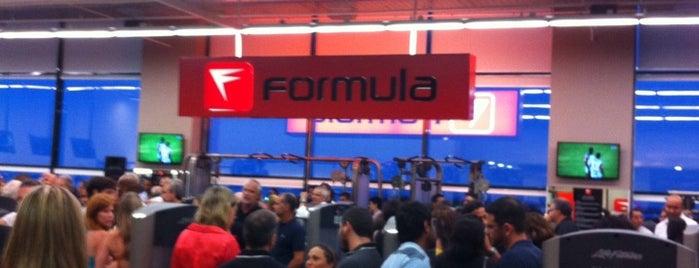 Fórmula Academia is one of Locais curtidos por Lidiane.