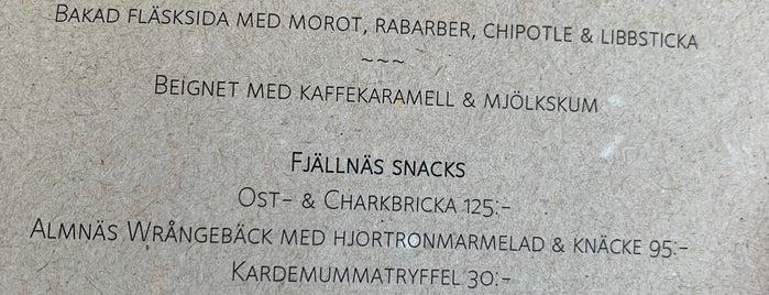 Fjällnäs Högfjällshotell is one of BoutiqueHotels.