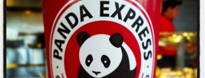 Panda Express is one of Jared's Liked Places.