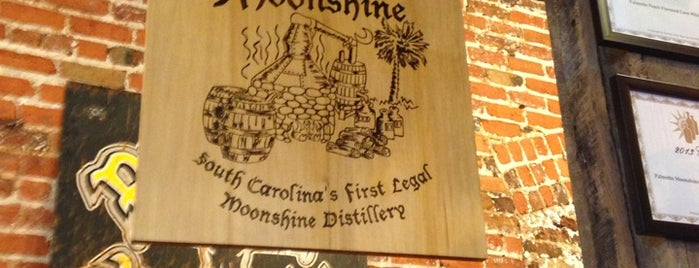 Palmetto Moonshine is one of Lugares guardados de Joshua.