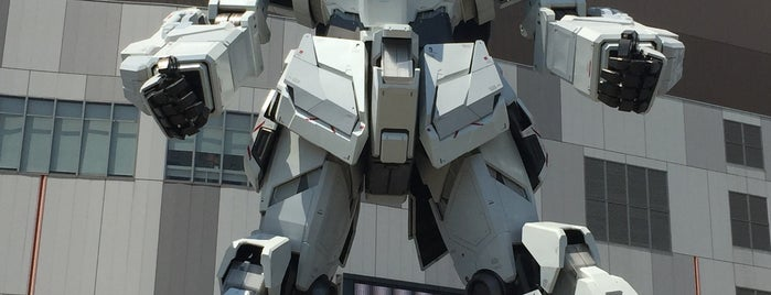 GUNDAM CONNECT POINT is one of Shankさんのお気に入りスポット.
