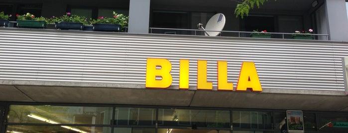 BILLA is one of Orte, die Saba gefallen.