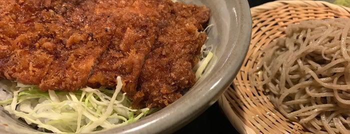 蕎麦や なごみ is one of 駒ヶ根ソースカツ丼会加盟店.