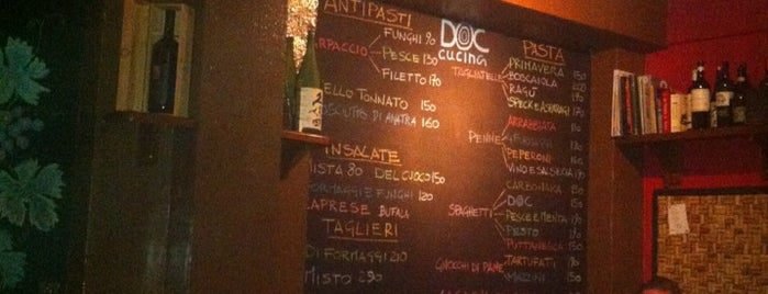 Doc Wine Bar is one of A Taset Of Cabo 2014.