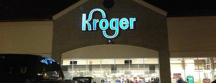 Kroger is one of Tempat yang Disukai Neil.