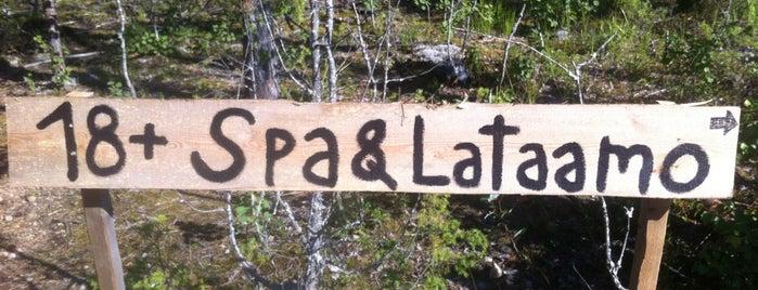 Spa ja Lataamo (Ilves13) is one of สถานที่ที่ Juho ถูกใจ.