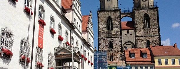 Lutherstadt Wittenberg is one of Orte, die Kai gefallen.
