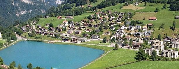 Engelberg is one of Interlaken.