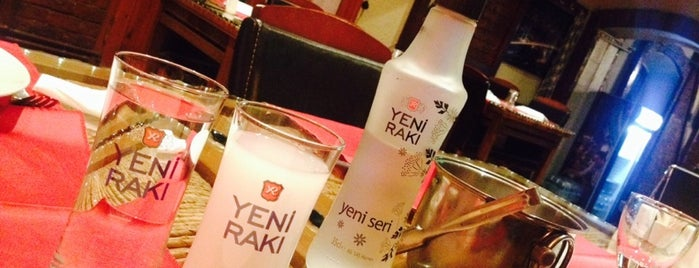 Çelik Restaurant is one of Posti che sono piaciuti a ali kaptan.