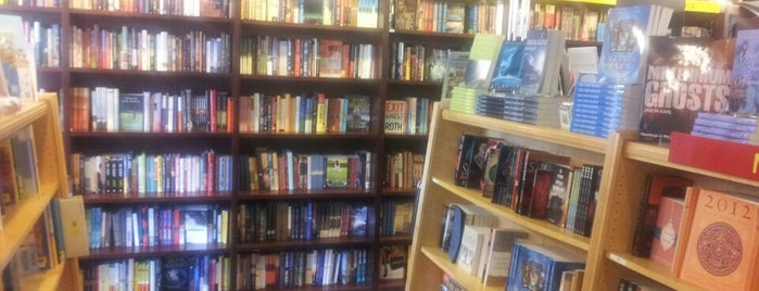 Best Bargain Books is one of Long Island.