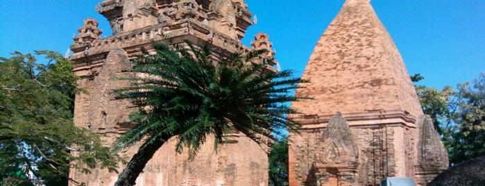 Tháp Bà Po Nagar is one of Highlights from Vietnam.