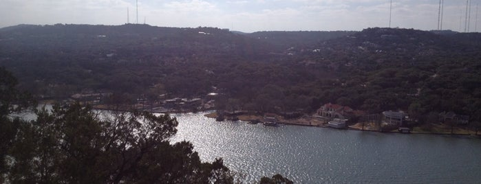 Covert Park at Mt. Bonnell is one of Pearson's Picks for #SXSW 2014.