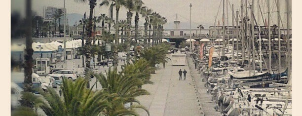 OneOcean Port Vell Barcelona is one of Birbaharさんのお気に入りスポット.