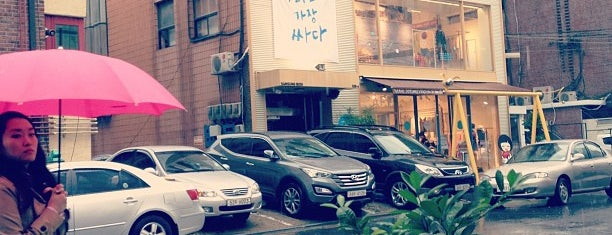 COFFEE ARCO is one of Seoul (강남) - Places to check out.