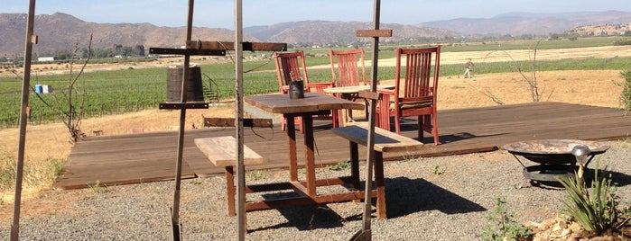 Finca Altozano is one of Valle de Guadalupe / Ensenada Road Trip.