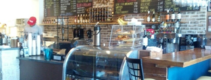Lone Star Coffee Bar is one of Top picks for Coffee Shops.
