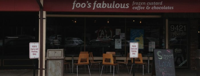 Foo's Fabulous Cafe is one of Kansas City.